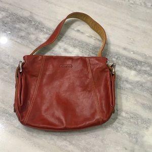 Ellington | Rusty Red Leather Purse